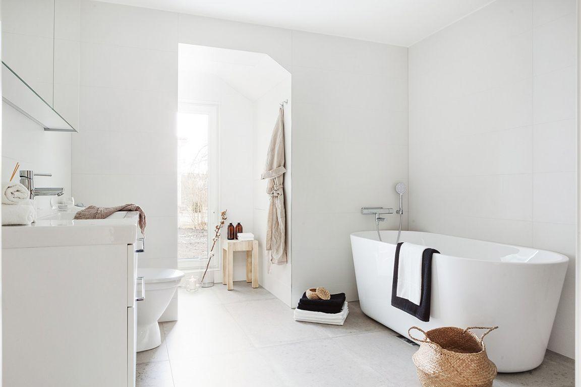En husrenovering i Stockholm